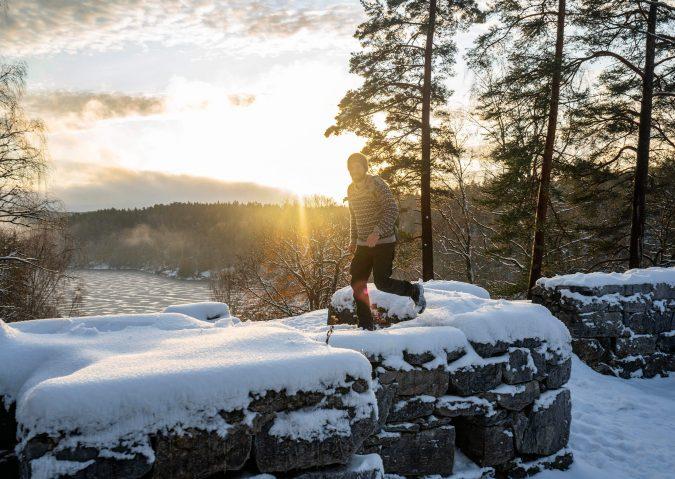 Sarabråten, Nøklevanns vakre og historiske utsiktspunkt