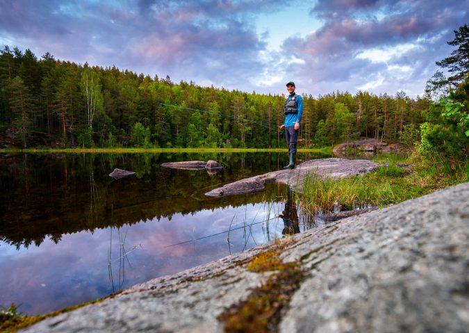 Hauktjern – ikke bare et klatreeldorado