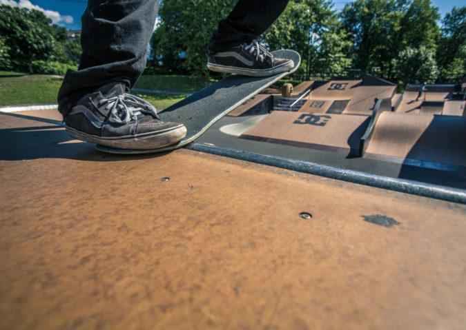 Jordal skatepark