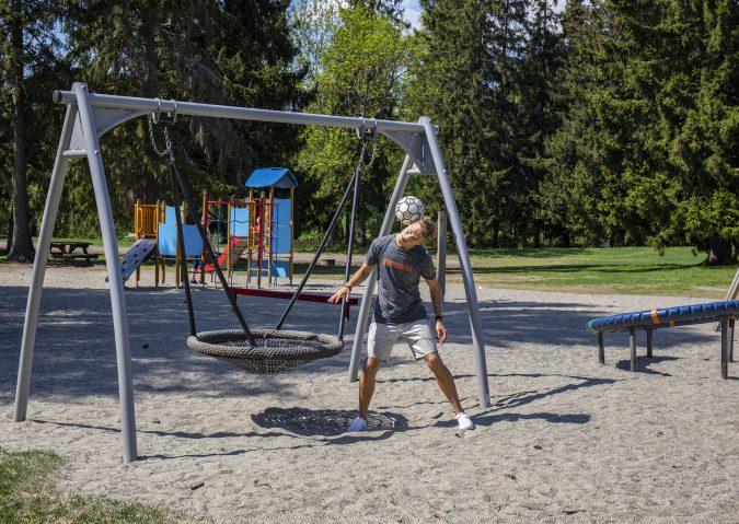 Lekeplassen på Ekeberg