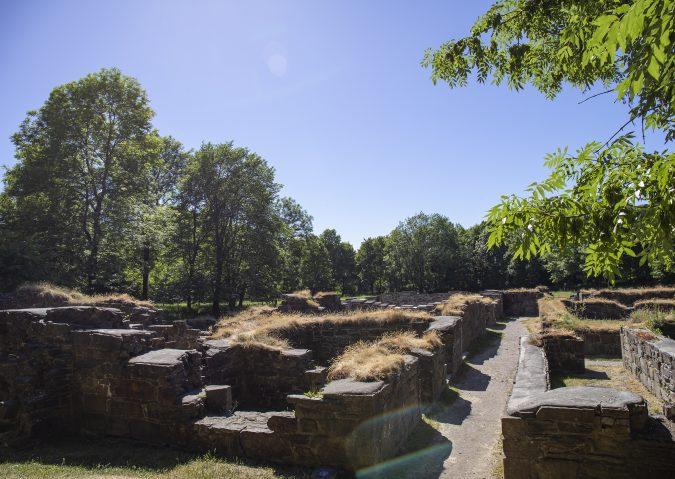 Ruinene på Hovedøya