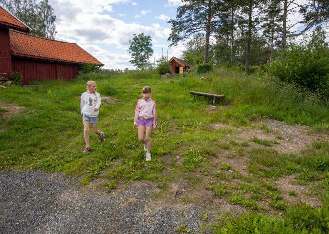 Sørli gård i Østmarka
