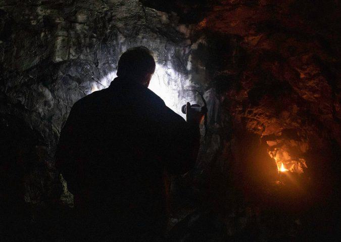 Mystiske og historiske Sogn gruve